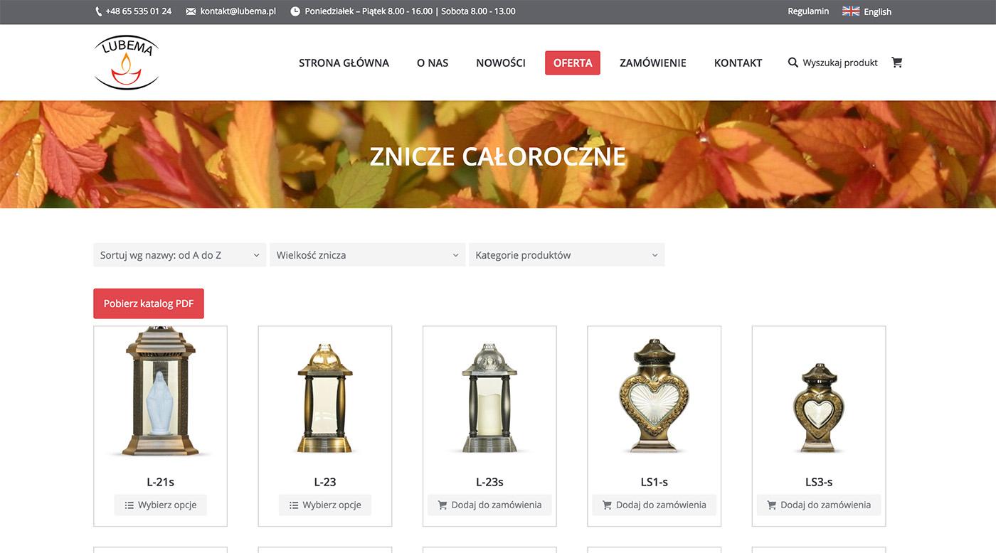 projektowanie stron internetowych cukras.com